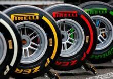 Formula 1: pneumatici, le scelte per il Gp d'italia