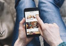Cibo a domicilio con Uber: il servizio arriva in Italia