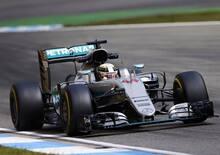 F1, Gp Belgio 2016: penalità in vista per Hamilton