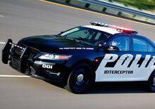 USA, Ford costretta al richiamo delle sue auto della Polizia