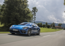 Porsche Panamera Turbo 2017 [Video prime impressioni]