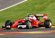 F1, Gp Belgio 2016, FP3: Raikkonen al top