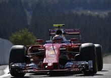 F1, Gp Belgio 2016, Raikkonen: «La pole era alla mia portata»