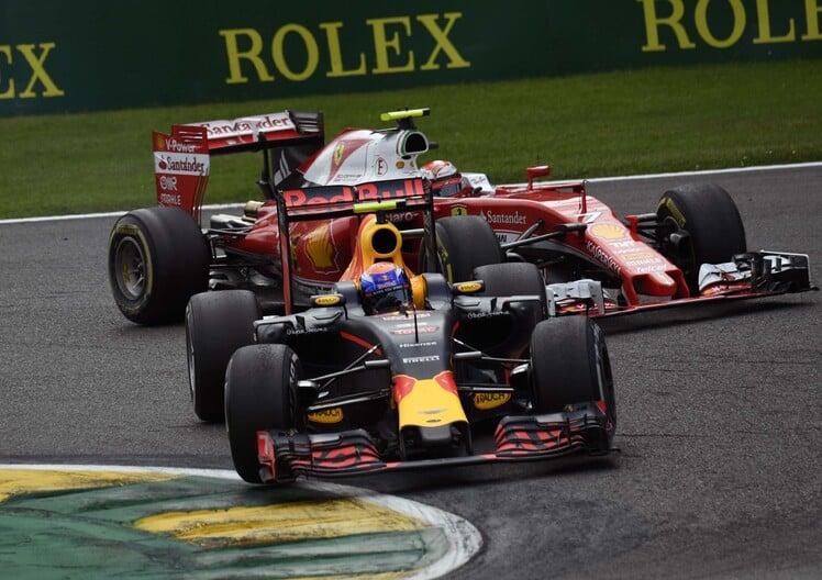 F1, Gp Belgio 2016: Verstappen protagonista in negativo