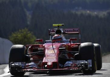 F1, Gp Belgio 2016: Ferrari, qualcosa non va tra Vettel e Raikkonen