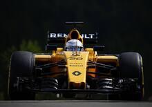 F1, Gp Belgio 2016: Renault, dubbi sull'incidente di Magnussen