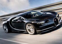 Bugatti Chiron: arriva la ibrida da 2.000 CV?