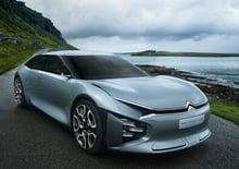Citroen Cxperience Concept: a Parigi l'anticipazione della nuova C5?