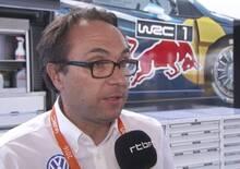 """WRC16. Volkswagen Motorsport: è Sven Smeets l'""""erede"""" di Jost Capito"""