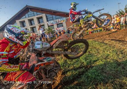 12° Enduro Gorle: la gara di Gio Sala entusiasma il pubblico