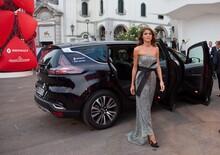 Le star della Mostra di Venezia viaggiano a bordo di Renault