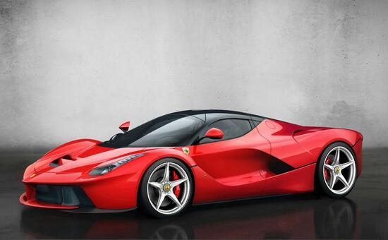 Marchionne: una Ferrari all'asta per aiutare popolazioni sisma