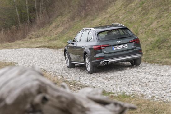 Audi A4 allroad quattro, in listino il 2.0 TDI da 163 CV