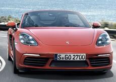 Porsche 718 Cabrio