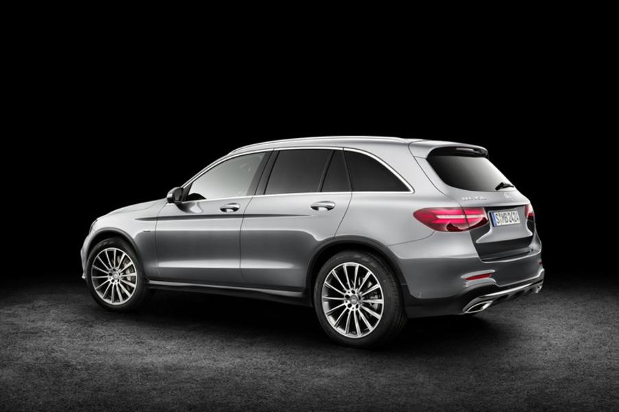 Mercedes benz glc 350e 4matic premium 04 2016 prezzo e for Mercedes benz 350e