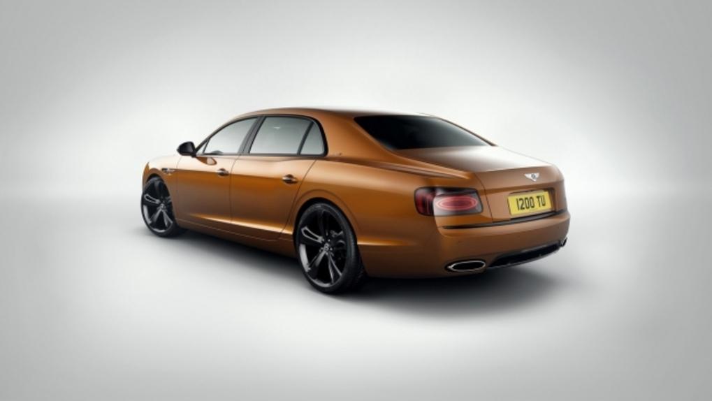 Bentley Flyng Spur S, la limousine volante