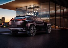 Lexus UX concept: al Salone di Parigi con un SUV compatto