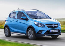 Opel Karl Rocks: crossover in salsa cittadina