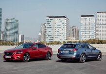 Mazda6: ecco come cambia con il restyling 2017