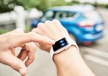 Ford: l'auto ora si controlla dallo smartwatch