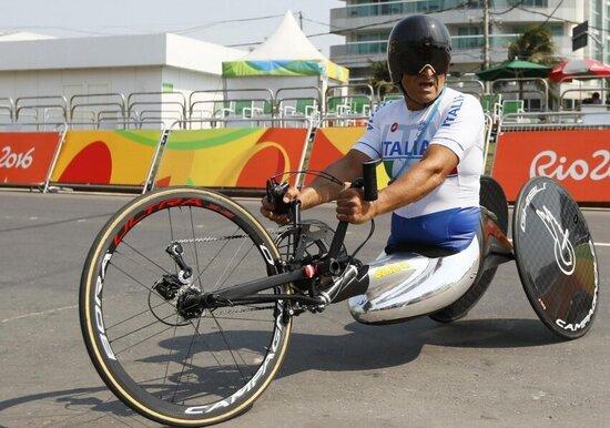 Paralimpiadi Rio 2016: Alex Zanardi oro nella cronometro