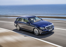 Nuova Mercedes Classe E Station Wagon [Video Prime Impressioni]