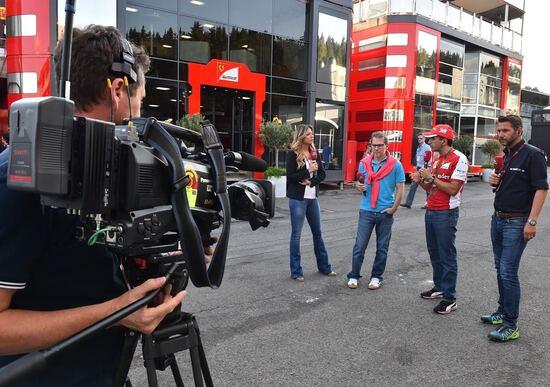 Sky Upfront, Raynaud: «F1 e MotoGp pilastri dell'offerta sport»