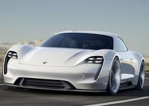 Porsche: nei piani una Mission E ristretta?