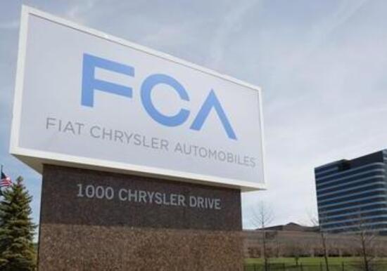 FCA, richiamate 1,9 milioni di auto per difetto all'airbag