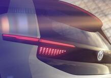 Volkswagen, concept elettrica al Salone di Parigi 2016