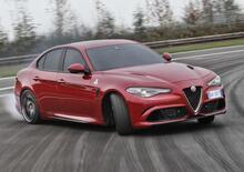 Record Alfa Romeo Giulia Quadrifoglio Nurburgring: l'intervista con Fabio Francia