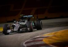 F1, Gp Singapore 2016: pole per Rosberg