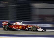 F1 GP Singapore: Ferrari, qualcosa da salvare