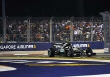 F1 GP Singapore 2016: Rosberg vince e diventa leader del Mondiale