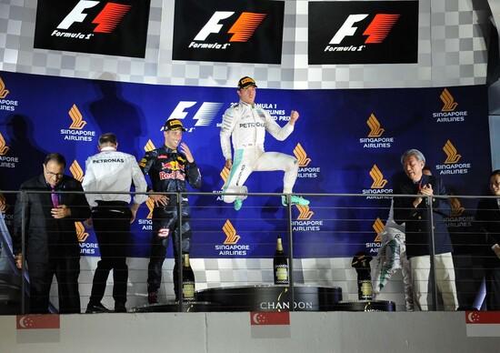 F1 GP Singapore 2016: il Bello e il Brutto