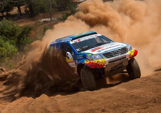 Cross-Country Rally. Il Mitico Raly Dos Sertões e la nostra storia