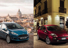 Quale comprare, Confronto: Ford Fiesta 1.2 Titanium Vs Fiat Punto Lounge 1.2