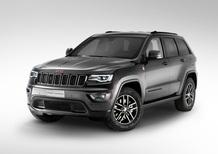 Jeep Grand Cherokee 2017 al Salone di Parigi