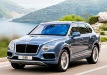 Bentley Bentayga Diesel: c'è sempre una prima volta