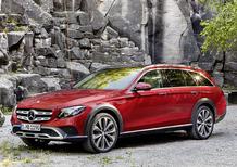 Nuova Mercedes Classe E All-Terrain: in arrivo a Parigi
