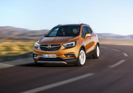 Opel Mokka X [Video primo test]
