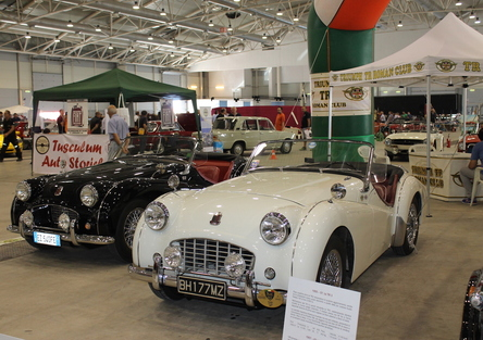 Roma Classic Motors, chi cerca trova
