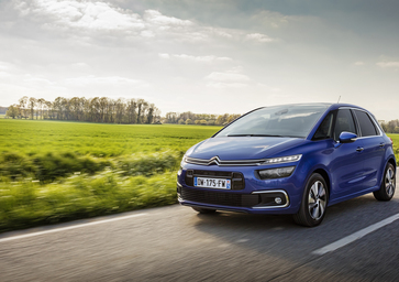 Citroen C4 Picasso restyling 2017 [Video primo test]