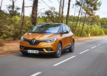 Nuova Renault Scenic (Hybrid Assist) 2017 [Video primo test]