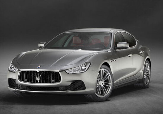 Maserati Ghibli 2017: arriverà a Parigi