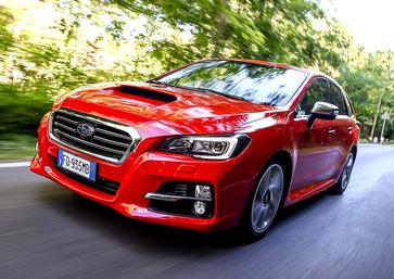 Subaru Levorg M.Y. 2017: la nostra prova di EyeSight v.3