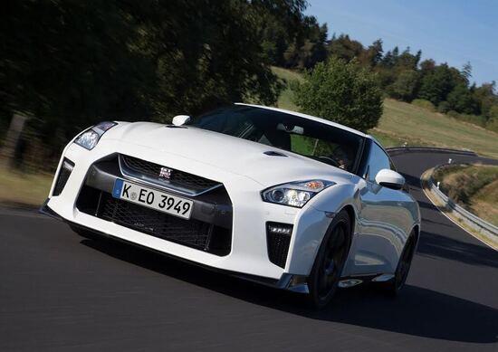Nissan GT-R Track Edition: a scuola da Nismo