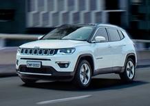 Nuova Jeep Compass: le prime immagini ufficiali