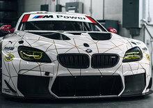 BMW esordirà nel WEC nel 2018 nella classe LMGTE