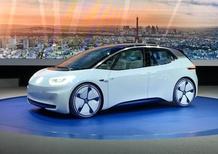 Salone di Parigi 2016, ecco I.D., la concept elettrica di Volkswagen